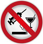 ban drugs alcohol