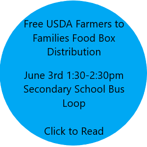 Free Farmers to Families Food Box Distribution