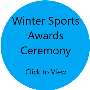 Winter Sports Awards Ceremony