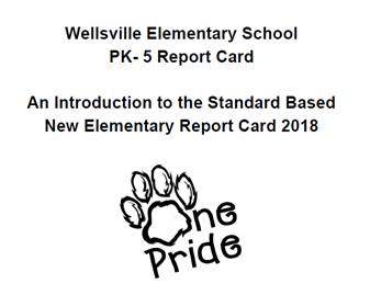 PK-5 Report Cards