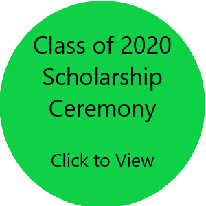 Class of 2020 Scholarship Ceremony
